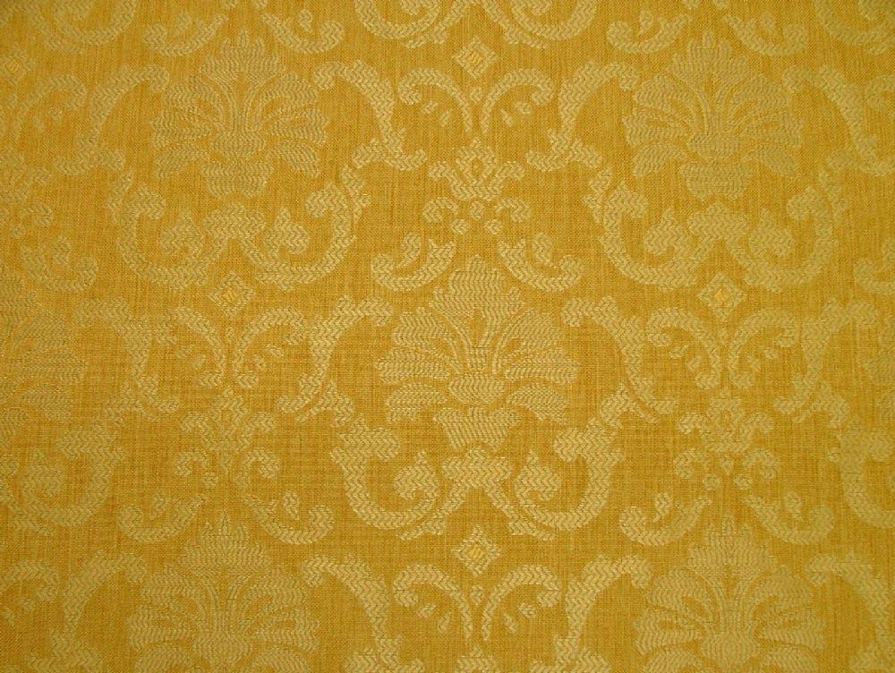 Prestigious Textiles Bideford Antique Gold Woven Jacquard